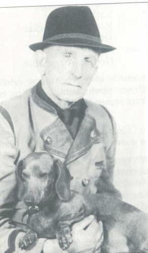 Gründungsvater Friedrich Botho von Lösch